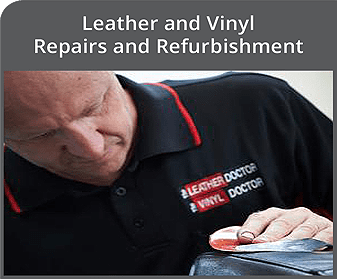 Leather and Vinyl Repairs, Refurbishment