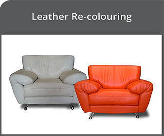 Leather Re-colouring
