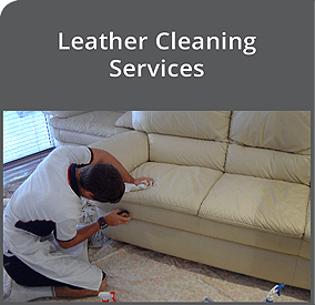 Leather Cleaning Services