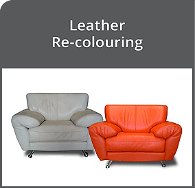 Leather Recolouring