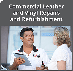 Commercial Leather Repair