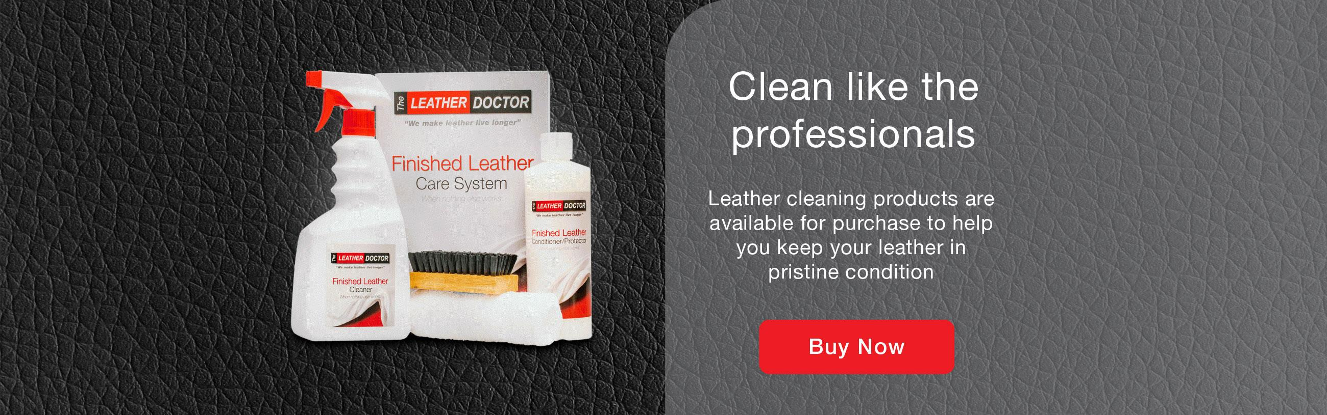 Leather Cleaning Kit