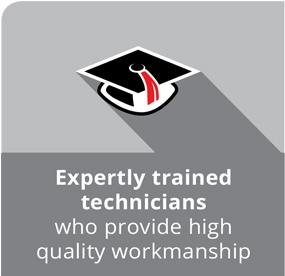 Trained Leather Technicians