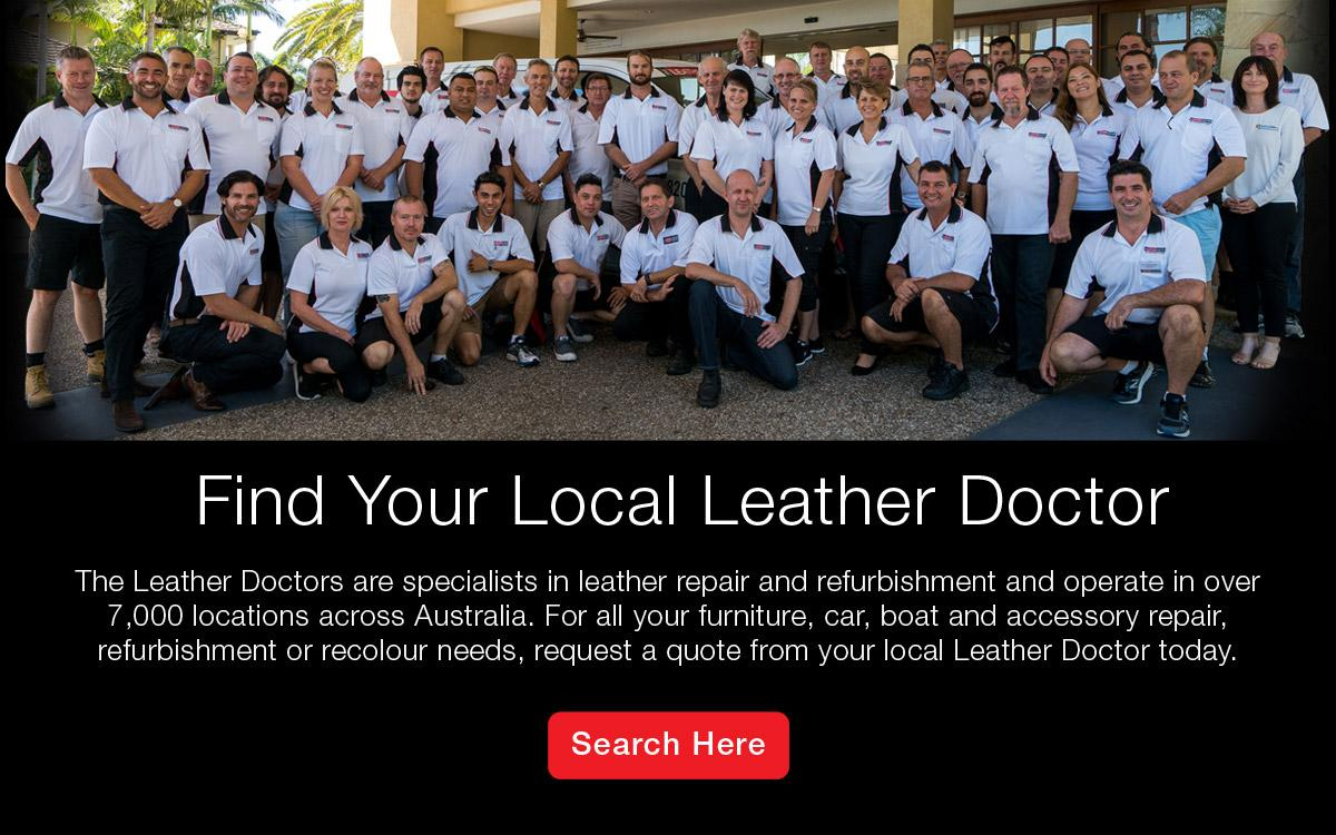 Find your local Leather Doctor