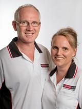 Hayley and Marty Brownrigg - Franchisee