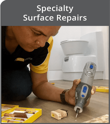 Specialty Surface Repairs