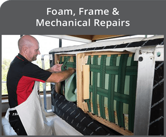 Foam, Frame and Mechanical Repairs