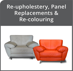 Leather Re Upholstery