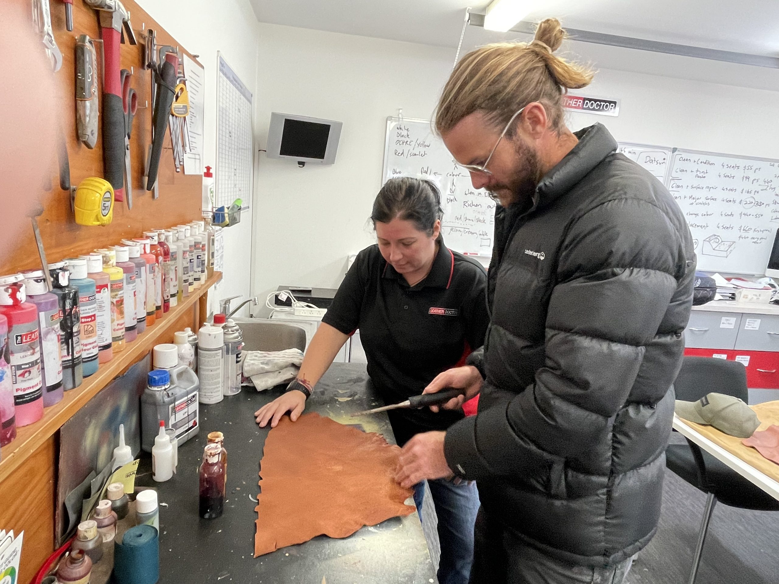 leather doctor Coomera