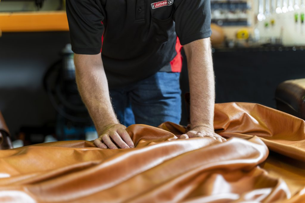 professional leather repair