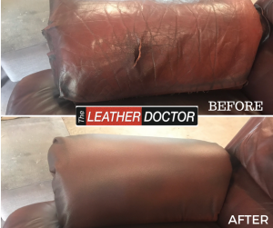 Before After Body Oil Damage Image